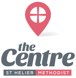The St Helier Methodist's The Centre Logo